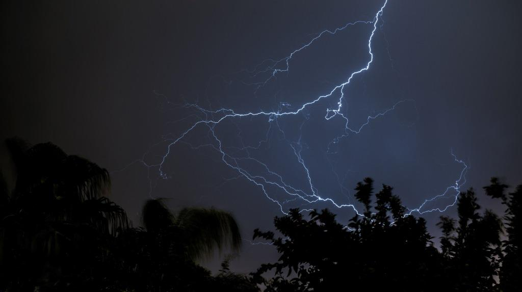 Severe storms can leave serious damage behind - it is important for workers to stay safe during the clean up.