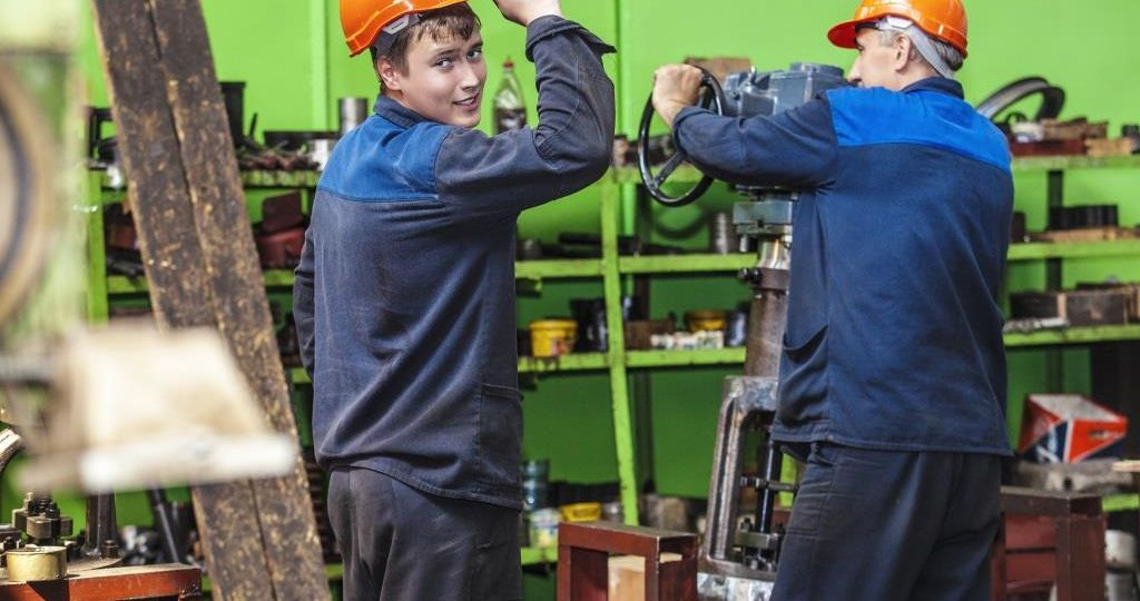 Young workers are at higher risk of injury
