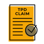 Total permanent disability super claims (TPD)